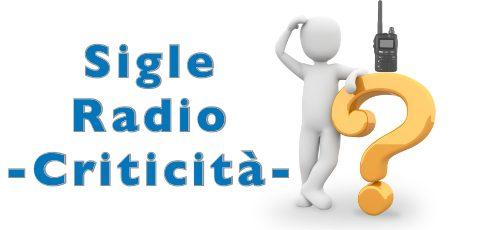 Sigle radio